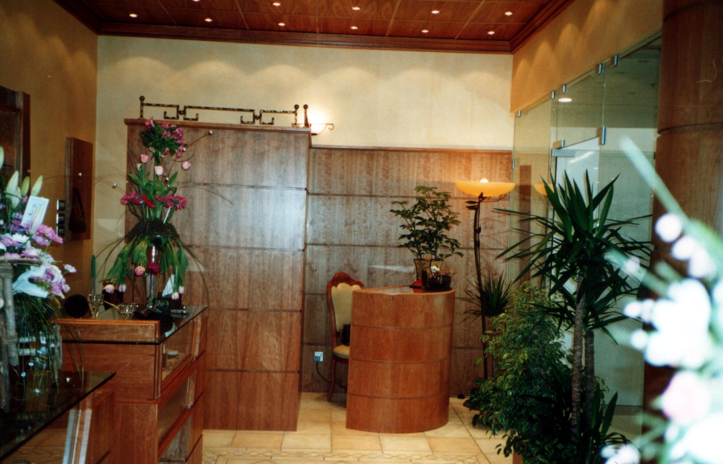Cosmetic Shop - interior design concept